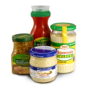 Condiments / Przyprawy