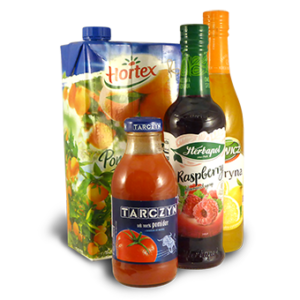 Juices, Drinks & Syrups